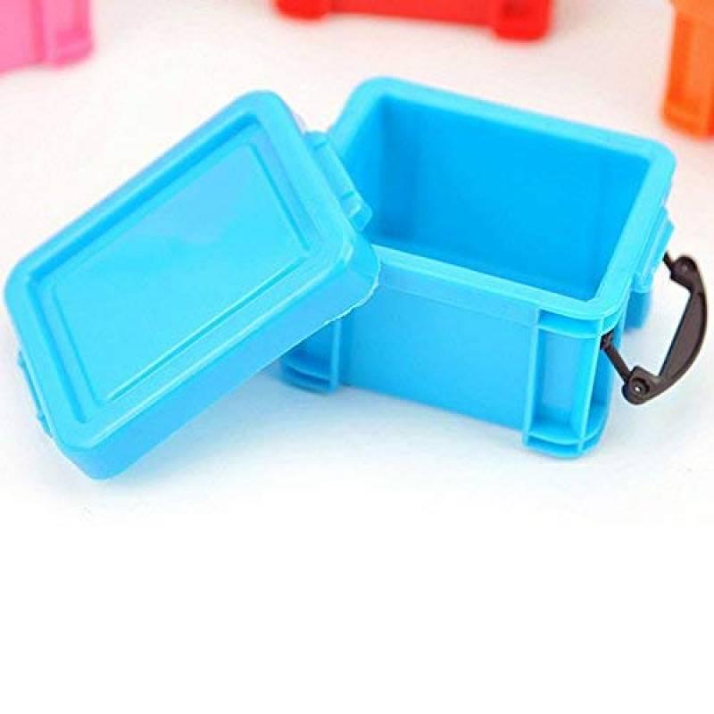 Petite boîte de rangement en plastique -> le comparatif - Rangement de Bureau