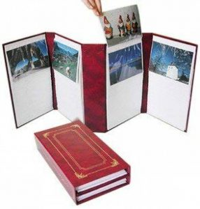Album 200 Photos 10 x 15 cm Faux Livre Imitation Cuir de la marque Graph image 0 produit