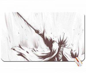 Anime zaraki de bleach kenpachi 1280 x 800 Papier peint Grand tapis de souris d'ordinateur souris Dimensions : 13,8 x 23,6 x 0,2 de la marque wangjiangkeji image 0 produit