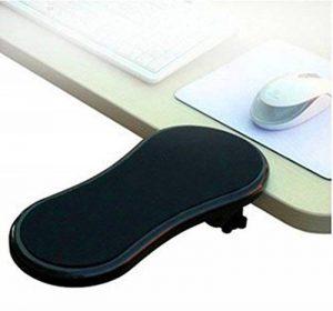 ANKENGS Ergonomique Réglable Ordinateur de Bureau Extender, Ordinateur Accoudoir, repose-poignet tapis de souris pour la maison et le bureau de la marque ANKENGS image 0 produit