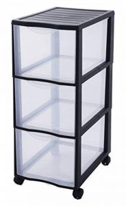 boîte de rangement 5 tiroirs plastique TOP 7 image 0 produit