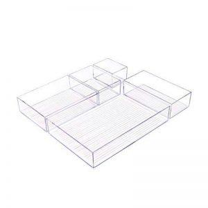 boîte de rangement 5 tiroirs plastique TOP 9 image 0 produit