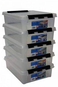 boîte plastique empilable TOP 10 image 0 produit