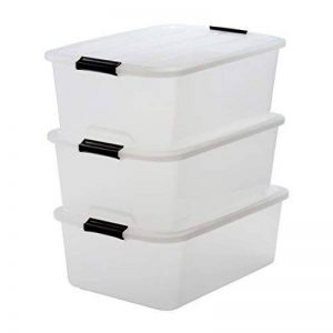 boîte plastique empilable TOP 6 image 0 produit