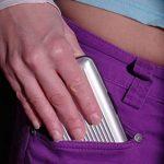 Boîte pour cartes de crédit Etui à Cartes de Maxbox, EC Boîte de cartes, boîte de cartes, en aluminium RFID, carte de crédit étui Boîte en aluminium pour stocker vos cartes argent de la marque MaxBox image 4 produit