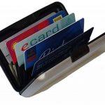 Boîte pour cartes de crédit Etui à Cartes de Maxbox, EC Boîte de cartes, boîte de cartes, en aluminium RFID, carte de crédit étui Boîte en aluminium pour stocker vos cartes argent de la marque MaxBox image 3 produit