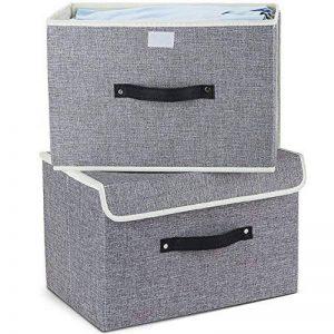 boîte rangement carton TOP 12 image 0 produit