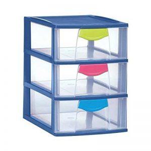 boîte rangement tiroir bureau TOP 1 image 0 produit