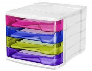CEP Bloc de Classement 4 Tiroirs Multicolores 394 HM Happy Multicolore de la marque Cep image 0 produit