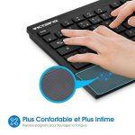clavier ordinateur ergonomique TOP 9 image 2 produit