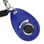 Clic de formation pour animaux de compagnie avec poignet, Geekeep Dog Training Clicker de la marque GeeKeep image 2 produit