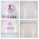 Écran couleur de la haute Nail Gel Tips Nail Art Salon Porte-cartes de visite pour 120/216/308Couleurs de la marque LA HAUTE image 3 produit