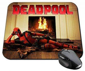 Deadpool Ryan Reynolds A Tapis De Souris Mousepad PC de la marque MasTazas image 0 produit