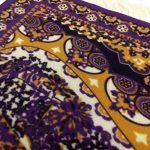 Ducomi DamasqueTapis de souris antidérapant en tissu avec dessin oriental élégant et franges raffinées Turchia de la marque Ducomi image 2 produit