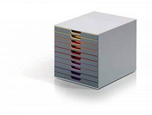 Durable 761027 Varicolor Module de Classement 10 Tiroirs de la marque Durable image 0 produit