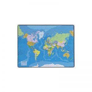Esselte Sous-Main Carte du Monde, Dimensions : 41 x 54 cm, 32188 de la marque Esselte Group image 0 produit