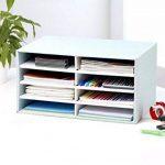 Fellowes - 4482601 - Style Trieur Cartonné de Bureau - Vert/Blanc de la marque Fellowes image 1 produit