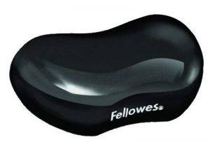 Fellowes 9112301 Mini Repose-poignet Ergonomique Crystal Gel Noir de la marque Fellowes image 0 produit