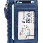 flintronic Portefeuille En Cuir, Etui RFID Blocage Porte Carte de Crédit, Porte-monnaie de la marque flintronic image 1 produit