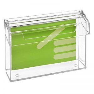 Format a5 orientation paysage prospektbox résistant aux intempéries avec couvercle en verre acrylique-zeigis ® de la marque Zeigis® image 0 produit