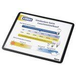 Hama Tapis de souris porte-documents, Transparent de la marque Hama image 1 produit