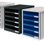 HAN 1401-13 Module de rangement 5 tiroirs ouverts pour C4, 275 x 320 x 330 mm (Noir) (Import Allemagne) de la marque HAN image 1 produit