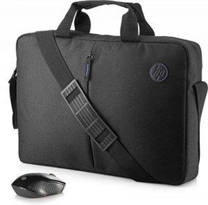 'HP 2gj35aa Kit Sac Porte-Documents pour Ordinateur Portable jusqu'à 15,6avec Souris, Noir de la marque HP image 0 produit