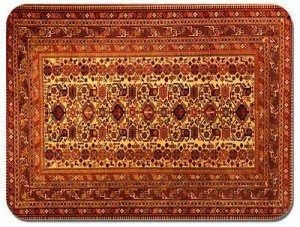 Imprimé Vintage Design tapis persan Tapis de souris tapis de souris imprimé de qualité supérieure#3 de la marque Funkyzilla image 0 produit