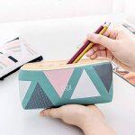 iSuperb Fournitures Scolaires Sac4 Pièces Toile Trousses Scolaire Crayon Filles Petite Pencil Case de la marque iSuper image 1 produit