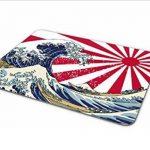 Japonais Grande Vague Tapis de Souris–Soleil Levant Drapeau Japon Cadeau Ordinateur # 4077 de la marque Destination Vinyl Ltd image 3 produit