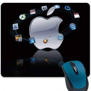 Kdomania - Tapis De Souris Apple Desing de la marque Kdomania image 0 produit