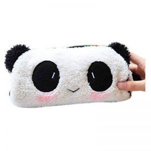Latinaric Mignon Panda Sac Trousse De Maquillage Cosmétique Trousse Scolaire Stylo Crayon de la marque Latinaric image 0 produit