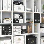 Leitz Bloc de Classement à 3 Tiroirs, Click & Store, A4, Noir, 60480095 de la marque Leitz image 2 produit