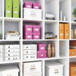Leitz Boîte de Rangement, A4, Taille Moyenne, Noir, Click & Store, 60440095 de la marque Leitz image 4 produit