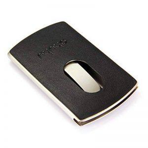 Ohuhu® Boîte Etui Porte-carte/Boîte de Carte de visite Durable & Slim Design en Acier Inoxydable de la marque Ohuhu image 0 produit