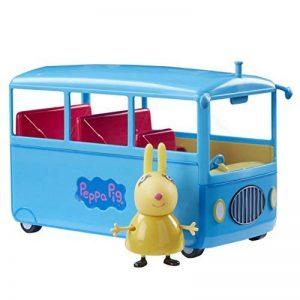Peppa Pig 06518Le Bus Scolaire de Peppa de la marque Peppa-Pig image 0 produit