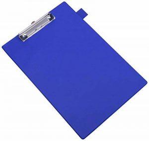 Rapesco Porte-Bloc Standard A4 Papier Ministre Recouvert en PVC Bleu de la marque Rapesco image 0 produit