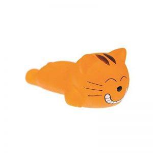 Repose Poignet Chat pour Tapis de Souris d'ordinateur - Orange de la marque Happyshop image 0 produit