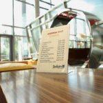 Sigel TA212 Présentoir incliné de table, 21,5 x 15 x 6,5 cm, acrylique transparent de la marque Sigel image 4 produit