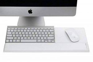 tapis de souris apple blanc TOP 0 image 0 produit