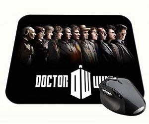tapis de souris doctor who TOP 6 image 0 produit