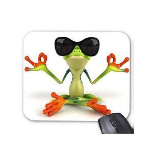Tapis de souris grenouille humour ref 2923 de la marque YouDesign image 0 produit
