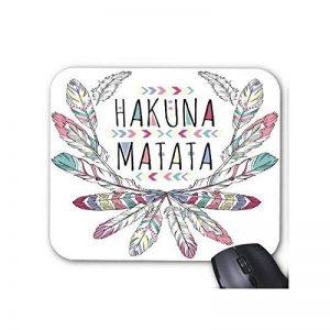 Tapis de souris hakuna matata ref 2715 de la marque YouDesign image 0 produit