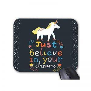 Tapis de souris licorne ref 2685 de la marque YouDesign image 0 produit