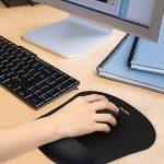Tapis de souris, TeckNet confort avec Repose-Poignet Ergonomique de la marque TeckNet image 2 produit