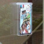 Taymar Distributeur de poche simple pour DL/brochures 3plis et des brochures Lot de 1 claire de la marque Taymar image 3 produit