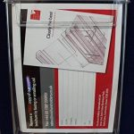 Taymar Porte-brochures Format A5 Lot de 1 claire de la marque Taymar image 2 produit