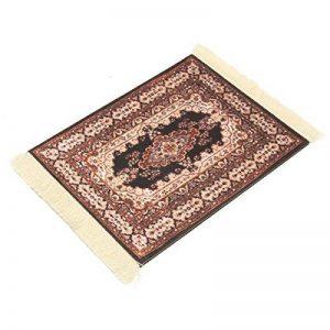 Tutoy cm X 18 cm Coton Bohème Style Persan Tapis De Souris Pour Ordinateur De Bureau Pc Portable de la marque Tutoy image 0 produit